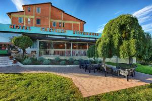 Hotel Castello, Hotel  Sovicille - big - 19