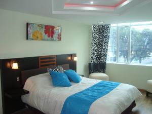 Hotel De Las Americas, Hotely  Ambato - big - 60