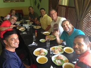 Hostal Etnolounge, Pensionen  Santa Marta - big - 19