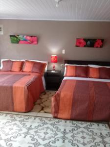 Hotel Rancha Azul, Bed and breakfasts  Alajuela - big - 1