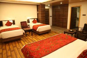 The Rosewood, Hotels  Tangmarg - big - 9