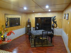 La casa del Kori, Хостелы  Ханга-Роа - big - 21