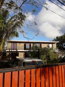 La casa del Kori, Хостелы  Ханга-Роа - big - 23