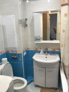 Modern and quiet apartments on Leninskiy, Ferienwohnungen  Moskau - big - 7