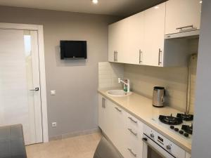 Modern and quiet apartments on Leninskiy, Apartmány  Moskva - big - 10