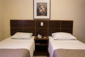 Hotel Valencia, Hotely  Dourados - big - 7