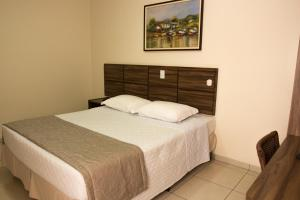 Hotel Valencia, Hotely  Dourados - big - 11