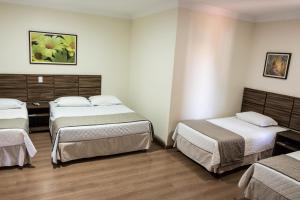 Hotel Valencia, Hotely  Dourados - big - 5