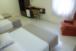Hotel Valencia, Hotely  Dourados - big - 4