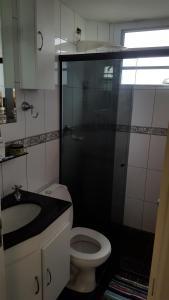 Great, Safe and Beautiful Morumbi, Ubytování v soukromí  Sao Paulo - big - 8