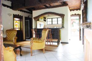 Suite Familiar con balcón