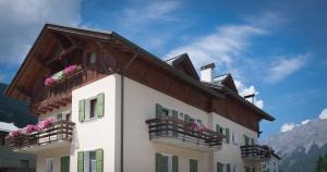 Casa Le Rondini, Apartmány  Valdisotto - big - 6