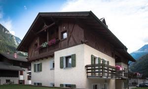 Casa Le Rondini, Apartmány  Valdisotto - big - 4
