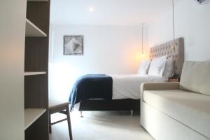 Hotel Florinda, Hotely  Punta del Este - big - 52