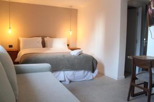 Hotel Florinda, Hotely  Punta del Este - big - 53