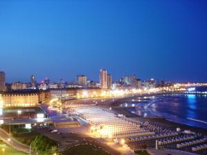 Apartamento Eden frente a la playa, Apartmanok  Mar del Plata - big - 5