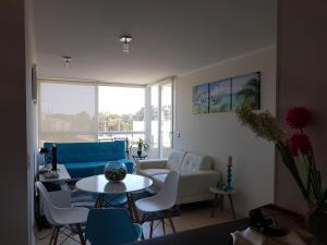 Lomas de Papudo Departamento, Apartments  Papudo - big - 29