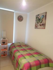 Lomas de Papudo Departamento, Apartments  Papudo - big - 7