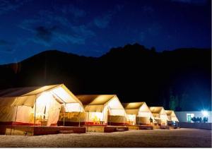 Camp Delight Ullay, Kempy  Saspul Gömpa - big - 1