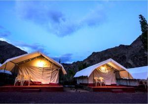Camp Delight Ullay, Kempy  Saspul Gömpa - big - 17