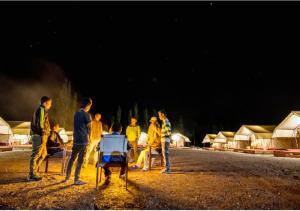 Camp Delight Ullay, Kempy  Saspul Gömpa - big - 20