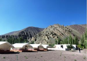 Camp Delight Ullay, Kempy  Saspul Gömpa - big - 12