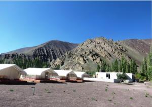 Camp Delight Ullay, Kempy  Saspul Gömpa - big - 13