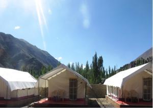 Camp Delight Ullay, Kempy  Saspul Gömpa - big - 16