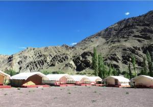 Camp Delight Ullay, Kempy  Saspul Gömpa - big - 14