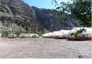 Camp Delight Ullay, Kempy  Saspul Gömpa - big - 7