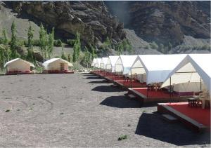 Camp Delight Ullay, Kempy  Saspul Gömpa - big - 23