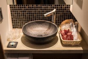 Hotel Ethnography - Gion Furumonzen, Szállodák  Kiotó - big - 9