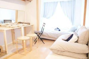 Apartment in Shimanouchi 184, Apartmány  Ósaka - big - 4
