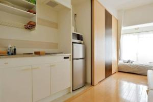 Apartment in Shimanouchi 184, Apartmány  Ósaka - big - 15