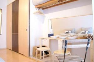 Apartment in Shimanouchi 184, Apartmány  Ósaka - big - 34