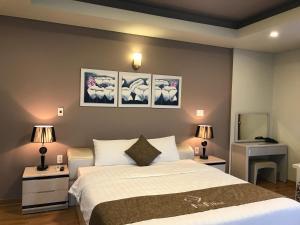F & F Hotel, Отели  Хайфон - big - 29