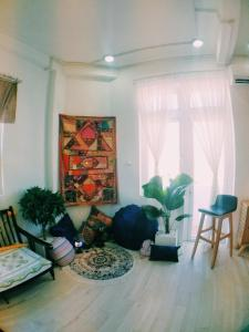 Giao's brand new studio - Nicely designed, Apartments  Ho Chi Minh City - big - 5