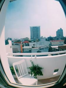 Giao's brand new studio - Nicely designed, Apartments  Ho Chi Minh City - big - 14