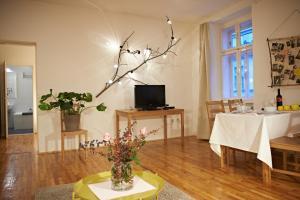 Viennaflat Apartments - Franzensgasse, Apartmány  Vídeň - big - 35