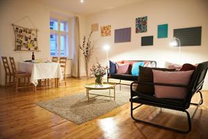 Viennaflat Apartments - Franzensgasse, Apartmány  Vídeň - big - 140