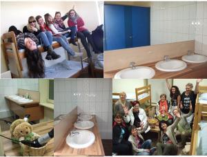Rooms Vila Jurka, Хостелы  Križevci pri Ljutomeru - big - 54