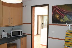 Apartamento con Terraza a 5 min playa, Апартаменты  Ринкон-де-ла-Викториа - big - 5