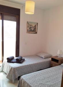 Apartamento con Terraza a 5 min playa, Апартаменты  Ринкон-де-ла-Викториа - big - 11