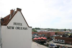 Hotel New Orleans, Hotels  Wismar - big - 23