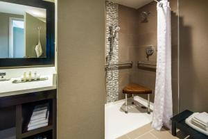 King Room - Disability Access/ Hearing Accessible with Roll In Shower - Non-Smoking