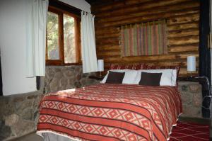 Cabañas Rio Mendoza, Lodge  Cacheuta - big - 7