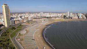 Apartamento Eden frente a la playa, Apartmanok  Mar del Plata - big - 38
