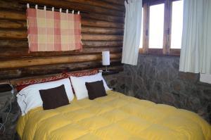 Cabañas Rio Mendoza, Lodge  Cacheuta - big - 8