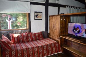 Cabañas Rio Mendoza, Lodge  Cacheuta - big - 9