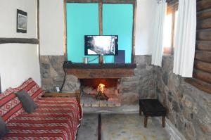 Cabañas Rio Mendoza, Lodge  Cacheuta - big - 10